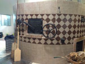 rotary jumaco oven