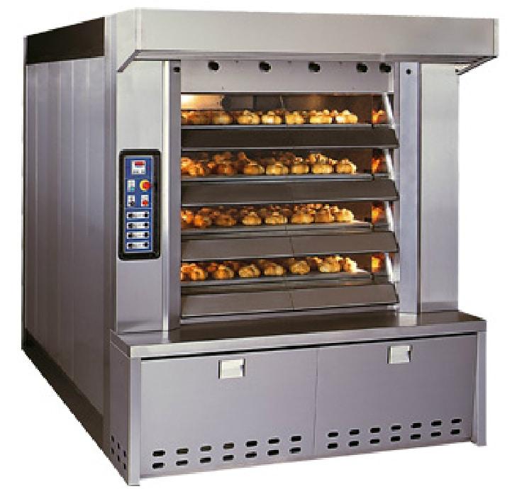 Hornos tubo anular o hornos de pisos para hosteleria for Hornos de vapor industriales precios